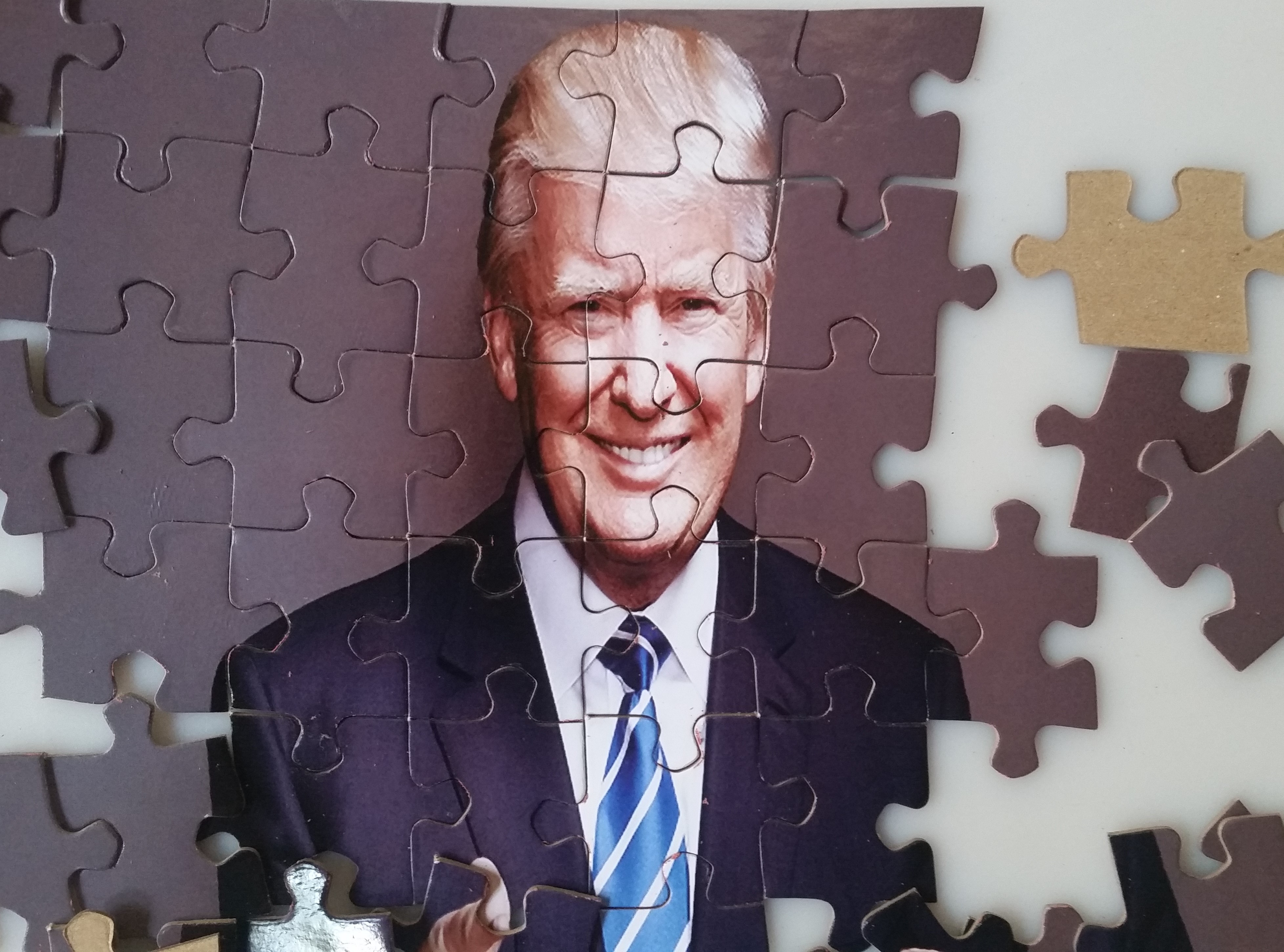 """Be the first to review """"Donald Trump puzzle"""" Cancel reply"""